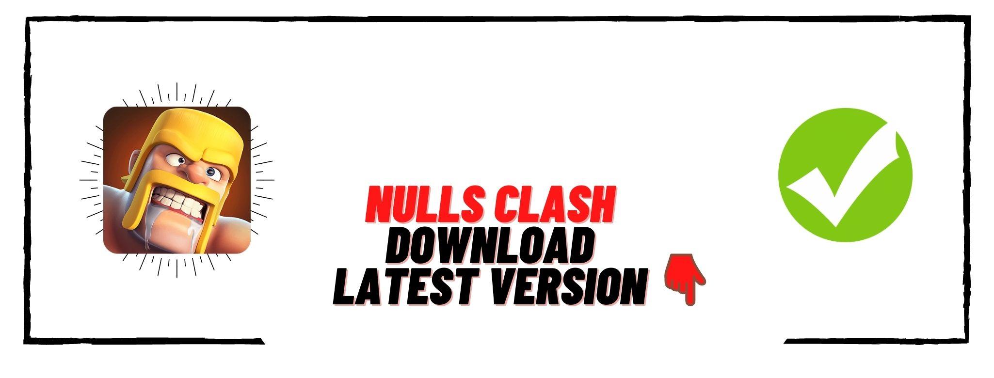 Nulls clash apk